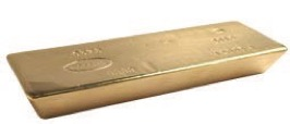 Gold ½ Ounce Pool