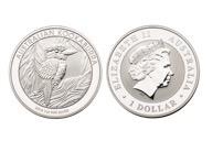 Australian Kookaburra/Koala Silevr Coin